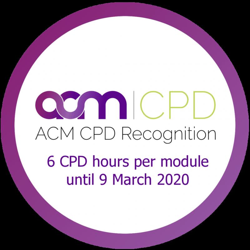 ACM ICPD Recognition